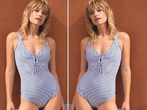 The return of the one piece: Summer 2018's hottest holiday swimwear