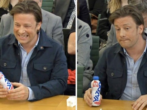 Jamie Oliver is coming for your milkshake as he calls for sugar tax to be extended
