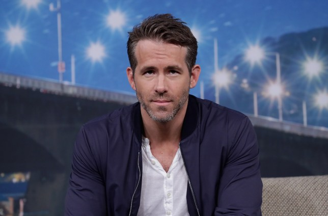 SEOUL, SOUTH KOREA - MAY 02: Actor Ryan Reynolds attends the press conference for Seoul premiere of 'Deadpool 2' on May 2, 2018 in Seoul, South Korea. The film will open on May 16, in South Korea. (Photo by Han Myung-Gu/WireImage)