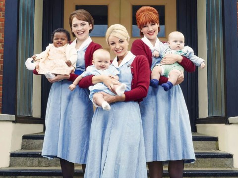 Call The Midwife confirmed to last until at least 2022 with two more series