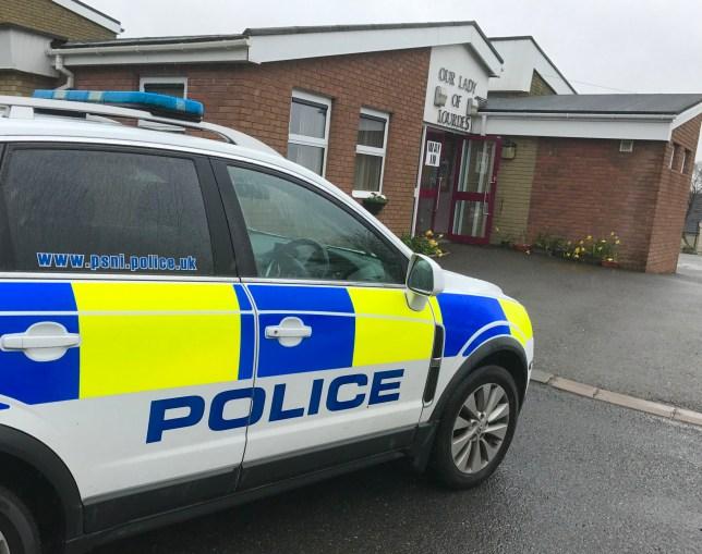 Gunman' threatens staff at polling station in Northern Ireland