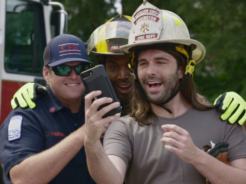 Who is Queer Eye's Jonathan Van Ness and what does he do on the show?