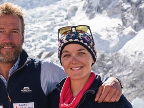 Victoria Pendleton forced to pull out of Everest climb with Ben Fogle after 'coming close to death'