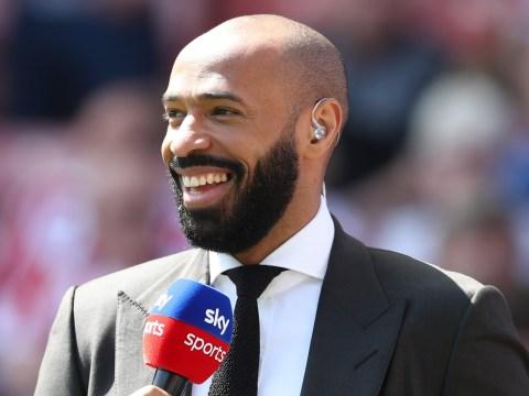 Thierry Henry slammed for snubbing Arsene Wenger's farewell game for Arsenal