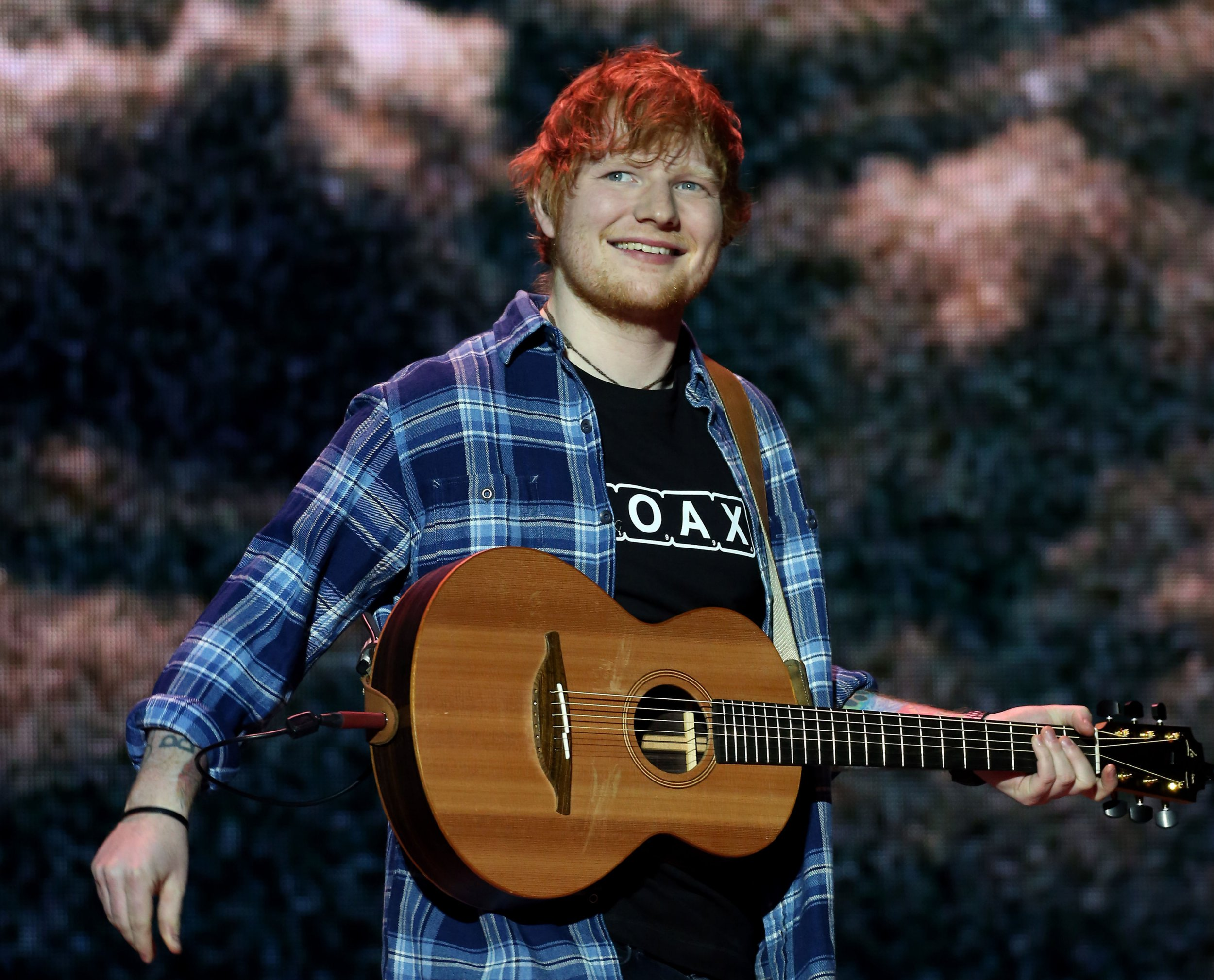 NHS staff fired after accessing Ed Sheeran's personal info for no reason