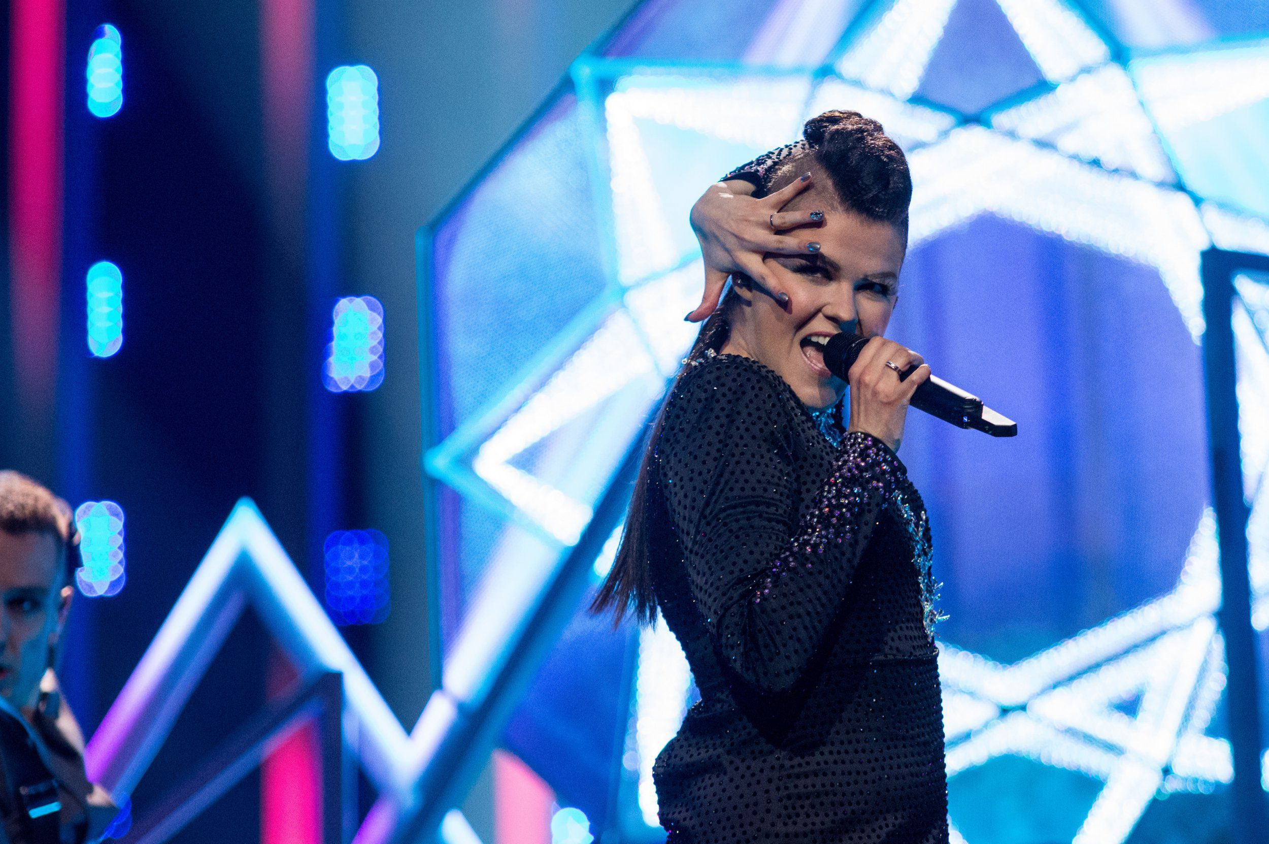 From Israel's chicken dance and Cyprus Fuego to Saara Aalto's Finland Monsters, meet the first 10 Eurovision 2018 qualifiers