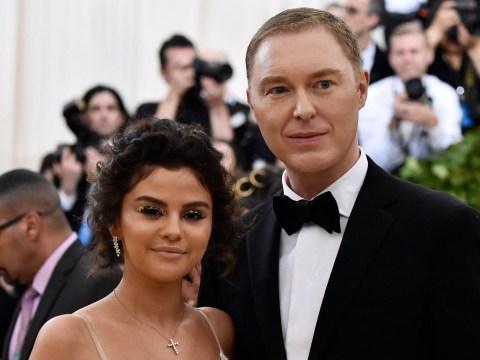 Selena Gomez runs away from fake tan fail shame at Met Gala
