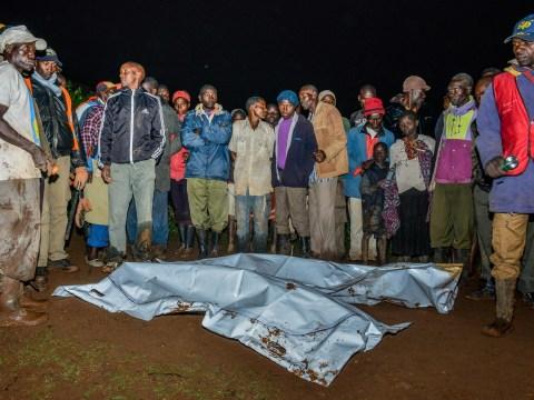 Dozens killed and many more missing as Kenya dam bursts causing huge destruction