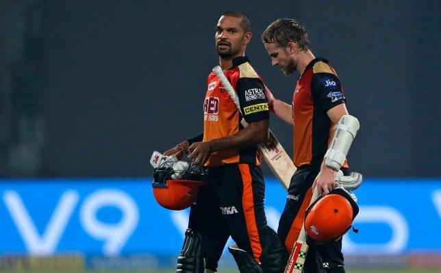 IPL news: Sunrisers Hyderabad v Kolkata Knight Riders betting