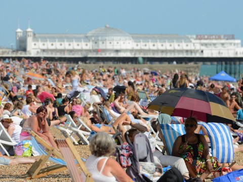 Prepare for another mini-heatwave as temperatures set to hit 25C