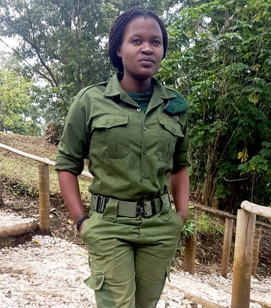Virunga National Park confirms the death of 25 year old Ranger, Rachel Masika Baraka https://virunga.org/news/in-memoriam-ranger-baraka/