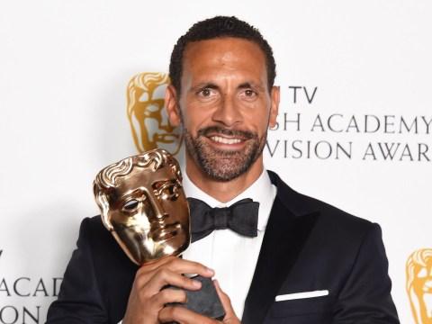 Rio Ferdinand wants to reveal secret side of football in new documentary after Bafta win