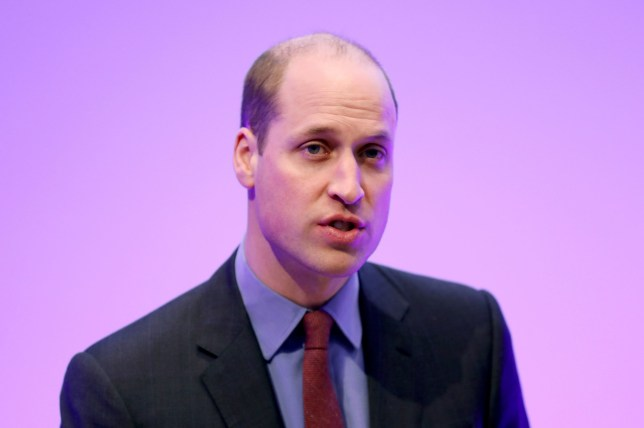 """File photo dated 01/03/18 of The Duke of Cambridge, who will describe the NHS as """"one of our country's greatest treasures"""" in a message hailing the dedication of health workers. PRESS ASSOCIATION Photo. Issue date: Monday May 14, 2018. William will pay tribute to staff in a video recorded for the NHS Heroes Awards on Monday, saying they are the """"most wonderful thing"""" about the service. See PA story ROYAL William. Photo credit should read: Chris Jackson/PA Wire"""