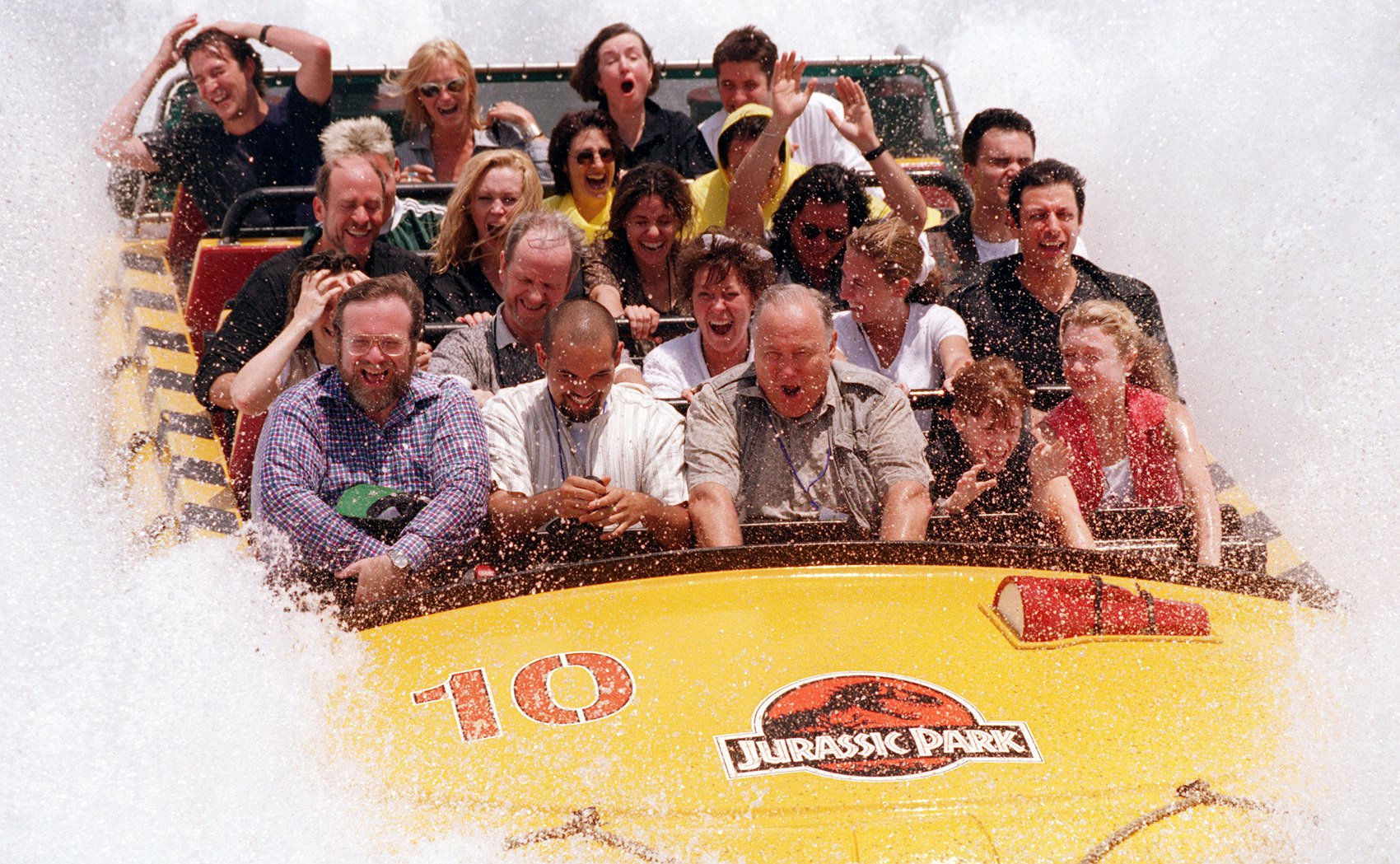Jurassic Park ride is cancelled as Universal Studios Hollywood announces reboot