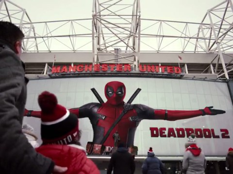 'What in the Pogba, Thanos?!': Deadpool takes over Manchester United in the most Wade Wilson way