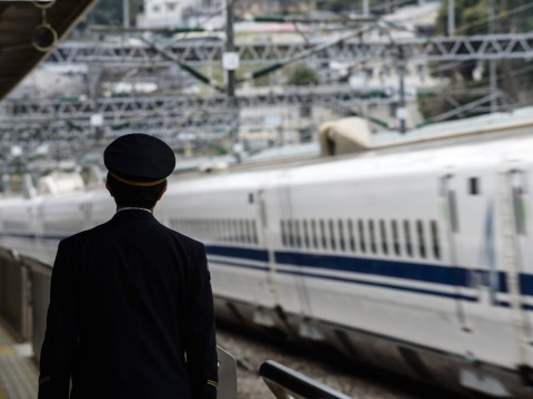 Train company says sorry for 'inexcusable' 25-second early departure in Japan