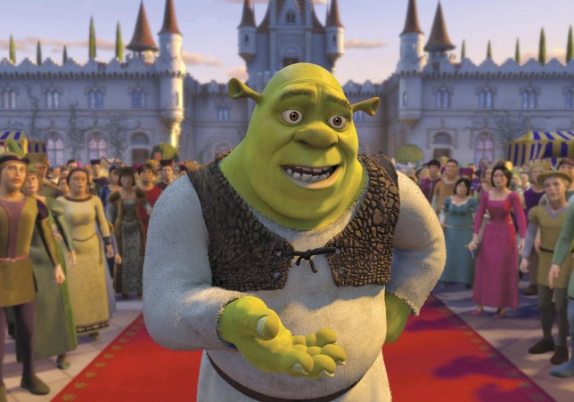 No Merchandising. Editorial Use Only. No Book Cover Usage. Mandatory Credit: Photo by Moviestore/REX/Shutterstock (1620949a) Shrek 2 Film and Television