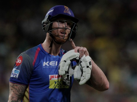 Ben Stokes 'very disappointed' by IPL performances as he returns to England with Jos Buttler