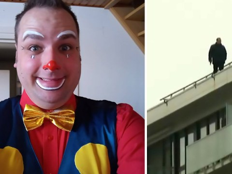 Famous clown 'murdered girlfriend' then livestreamed stand-off with police