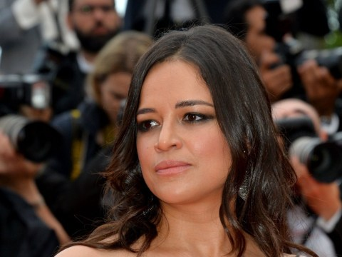Michelle Rodriguez was forced to 'drop her ego' for new Steve McQueen film after 20 years of Fast & Furious