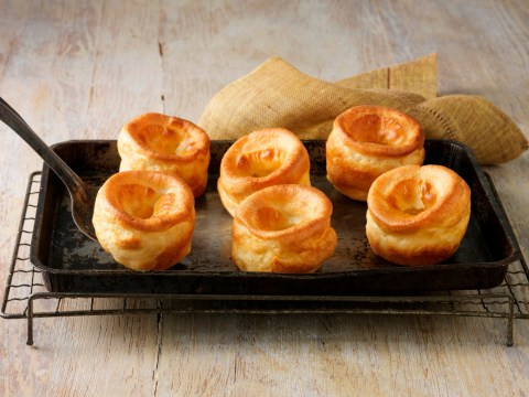 Americans think they have invented the Yorkshire pudding as a 'fluffy pancake'