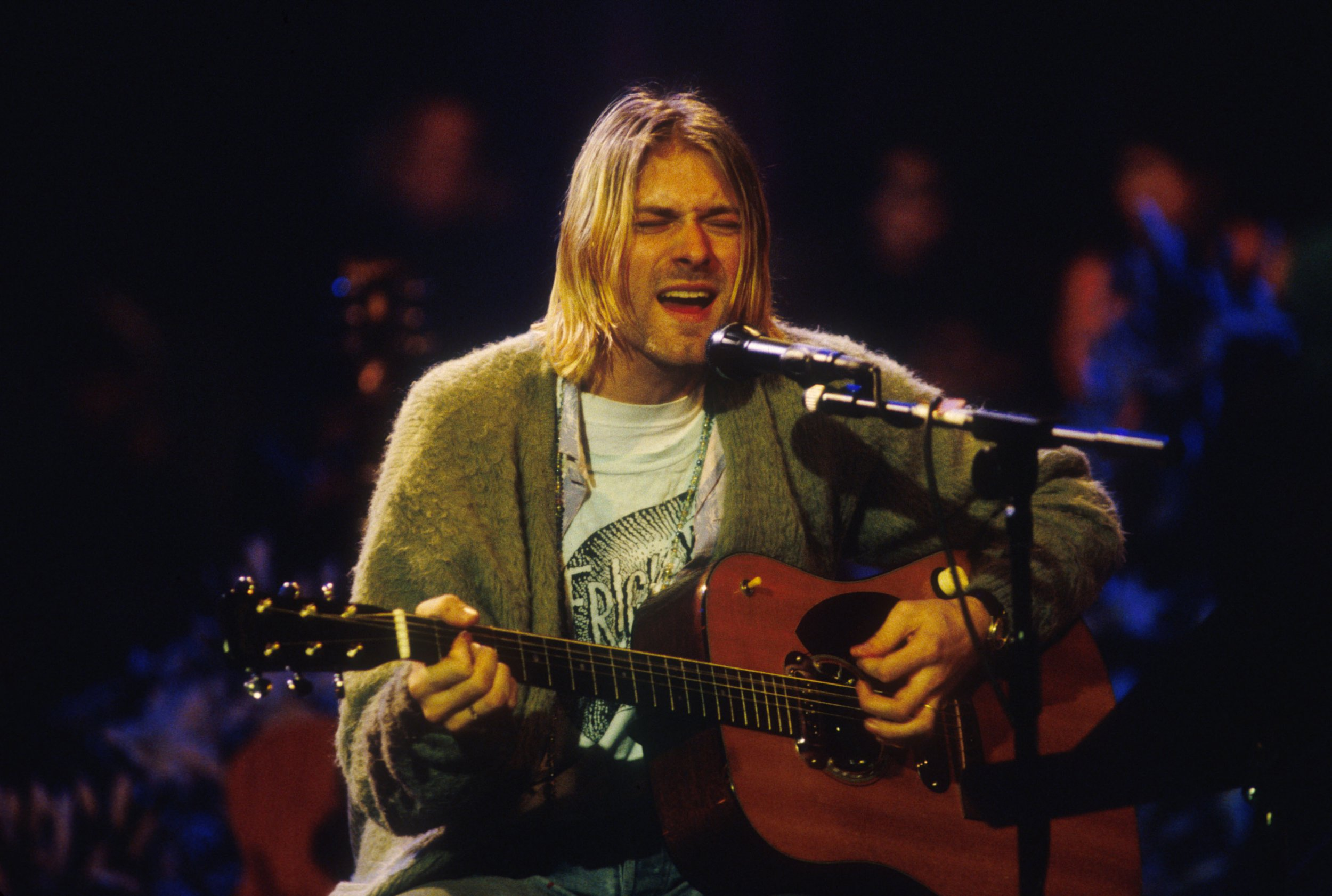Kurt Cobain was a 'lovely and warm genius' says Oasis' record exec on Nirvana star's 25th death anniversary