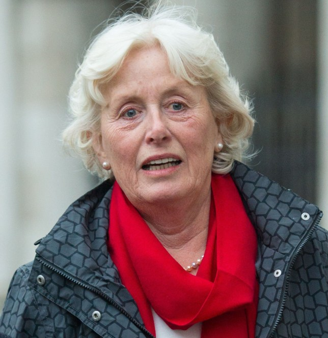 """File photo dated 14/02/17 of Tini Owens. Mrs Owen who says her marriage is """"loveless and desperately unhappy"""" is preparing to ask Supreme Court justices to let her divorce her husband of 40 years. PRESS ASSOCIATION Photo. Issue date: Thursday May 17, 2018. Five justices will analyse Mrs Owens' case at a Supreme Court hearing in London on Thursday. See PA story COURTS Divorce. Photo credit should read: Dominic Lipinski/PA Wire"""
