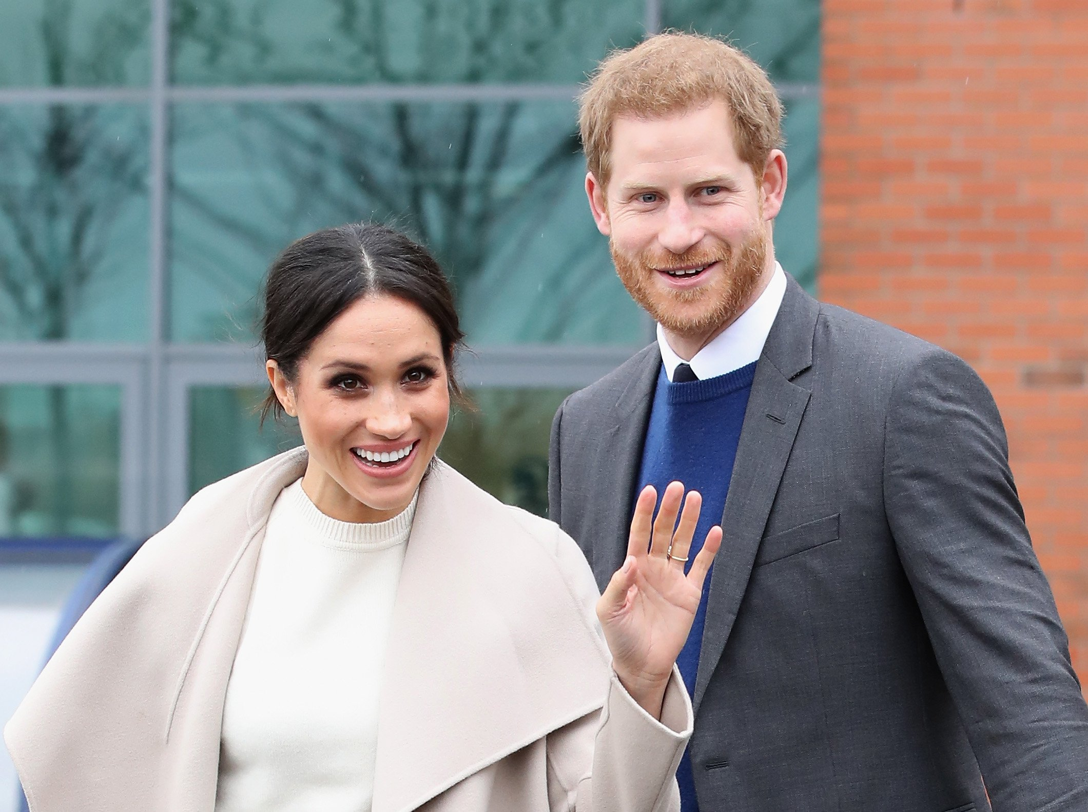 Royal wedding order of the day, time and schedule for Prince Harry and Meghan Markle's big day