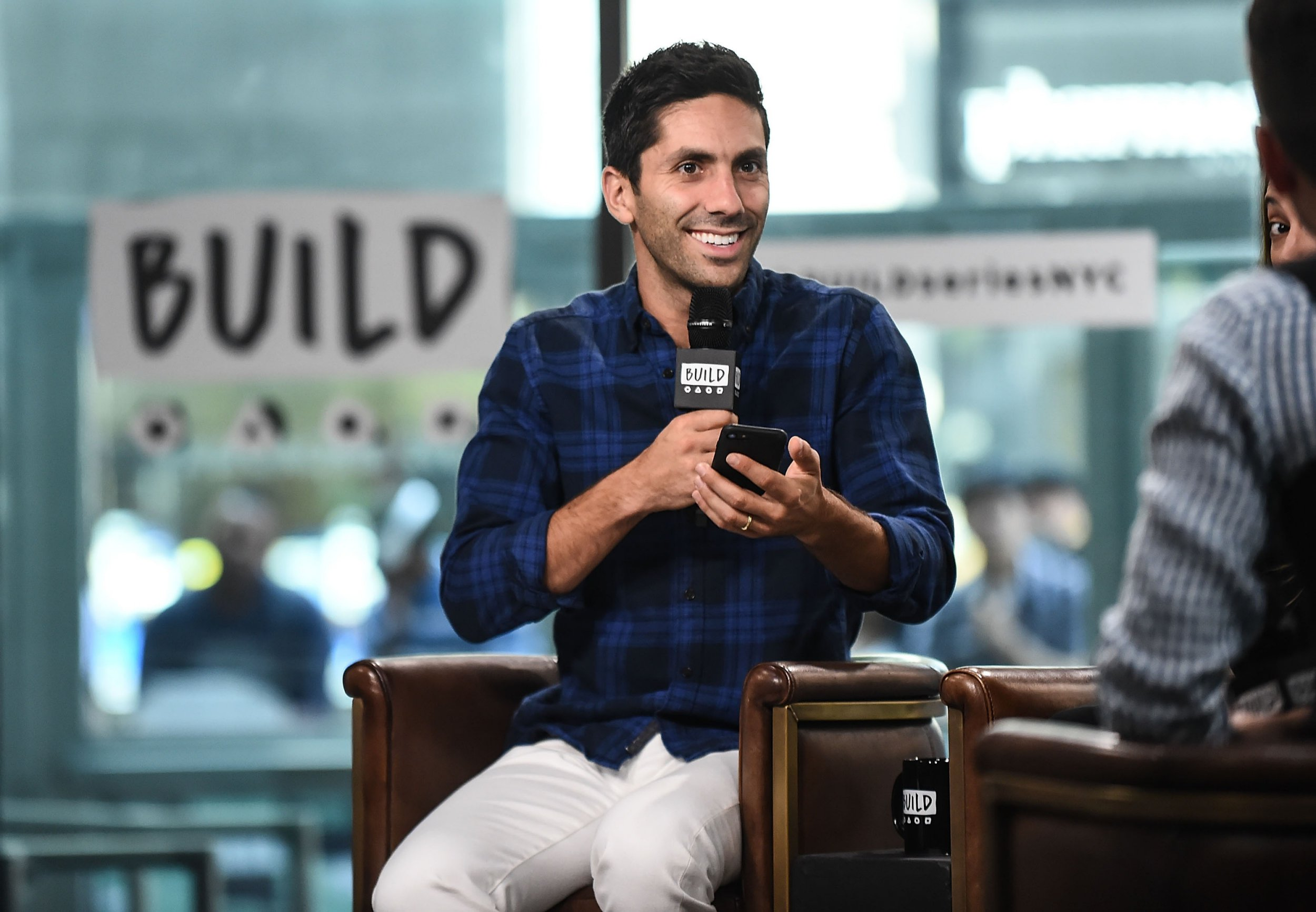 MTV suspends Catfish amid sexual misconduct allegations against Nev Schulman