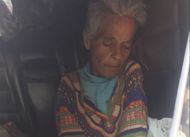 "Pic shows: The alleged beggar, Fatma Muhammed Osman. People who donated to a disabled beggar in the Lebanese capital Beirut were shocked to discover she had almost a million pounds in the bank. Police said they were surprised when they turned up investigate the death of Fatima Othman to find that she had two bags containing 5 million LBP (2,457 GBP) in cash. But they were even more surprised when they found a deposit book for a local bank, and when they looked inside realised it contained a further 1.7 billion LBP (835,000 GBP) in savings. Police spokesman Joseph Musallem said there was nothing suspicious about the death and the 52-year-old simply died of a heart attack. But he said that the discovery of the cash and the savings book ""was a big surprise"". Locals who knew the woman, many of whom donated her money and food, said they were also surprised about the amount of cash that she had. She became a minor celebrity after a snap of a kindhearted Lebanese soldier providing her with a drink and food because she was unable to use her hands or feet was posted online. The soldier even won praise from his commander for his ""compassion and humanity."" After her death, police to track down her family in the town of Ain Al-Zahab in Akkar in northern Lebanon and they collected her body which has now been buried. Her family had not realised she was rich either and it is believed she was too scared to admit that she had any money in case she was robbed, and so had carried on begging because it was what she knew. Local said that Othman had lost her hands and feet during the Lebanese Civil War."