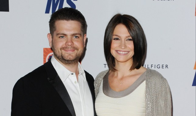 Mandatory Credit: Photo by REX/Shutterstock (4710910ba) Jack Osbourne and Lisa Stelly 22nd Annual Race To Erase MS Event, Los Angeles, America - 24 Apr 2015