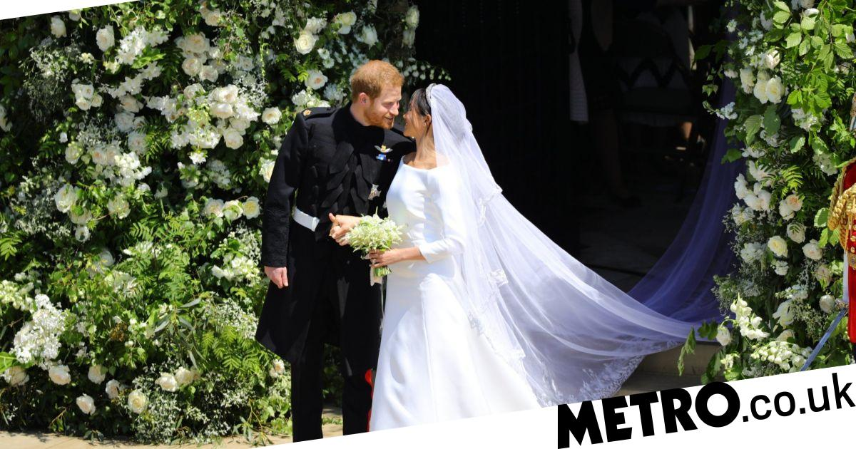 9be9db545e364 Meghan Markle's wedding dress – everything you need to know about it |  Metro News