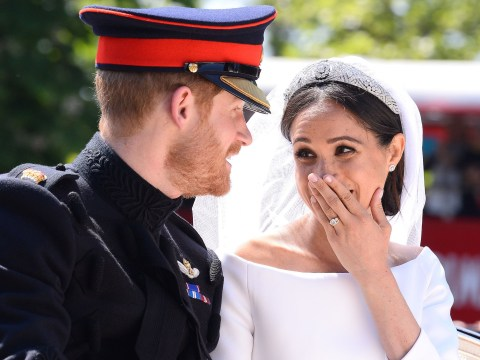 Priyanka Chopra's emotional message to Meghan Markle after the royal wedding will give you all the feels