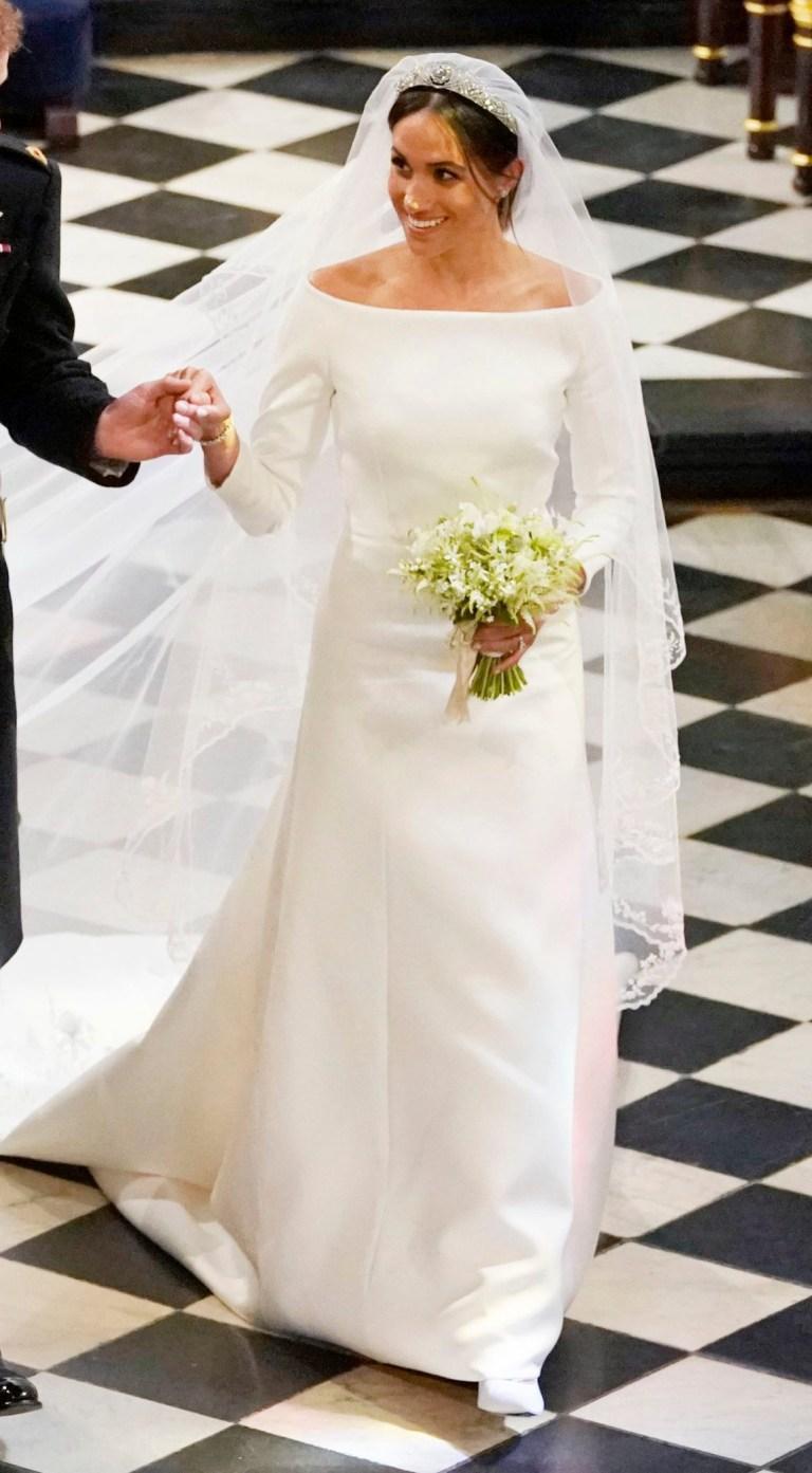 Meghan Markle Wedding Dress Designer.Wedding Gown Designer Meghan Markle Raveitsafe