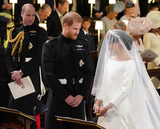 Prince William Wedding.What Did Harry Say To William At The Altar And More Royal