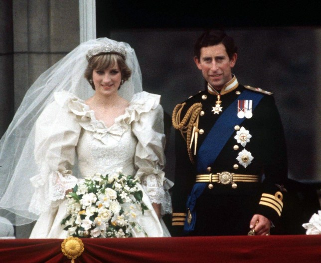 Diana And Charles Wedding.You Can Buy A Slice Of Prince Charles And Diana S Royal