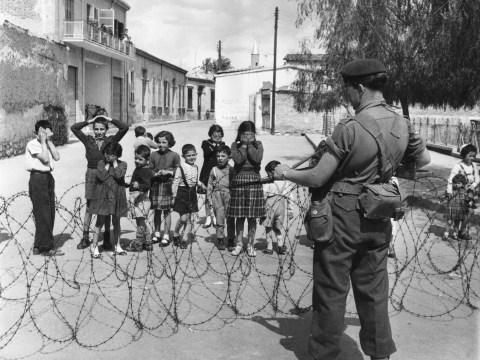 British soldiers 'horrifically tortured children' during Cyprus Emergency