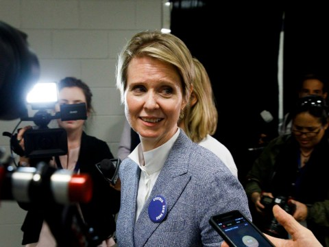 Cynthia Nixon receives less than 5% of vote in bid to become Governor of New York