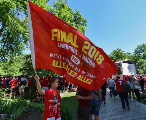 Allez, Allez, Allez lyrics: The words to Liverpool's popular