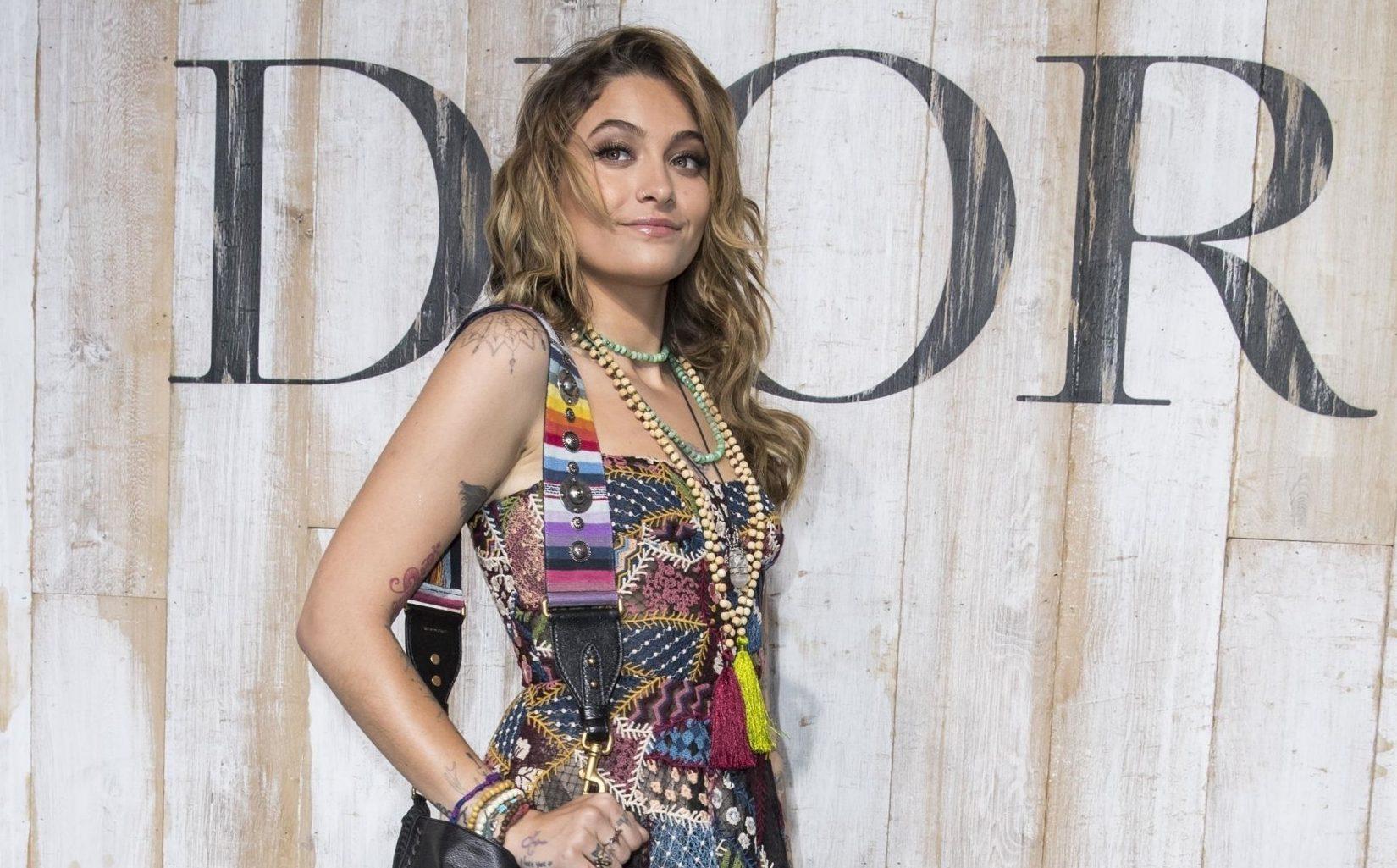 Paris Jackson 'granted restraining order against alleged stalker'