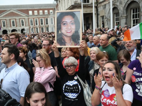 New Irish abortion laws could be named after woman who died after miscarriage