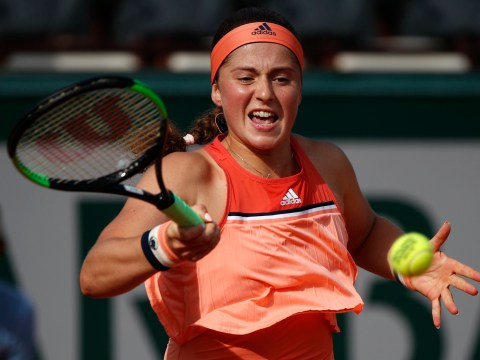 Defending French Open champion Jelena Ostapenko out in the first round