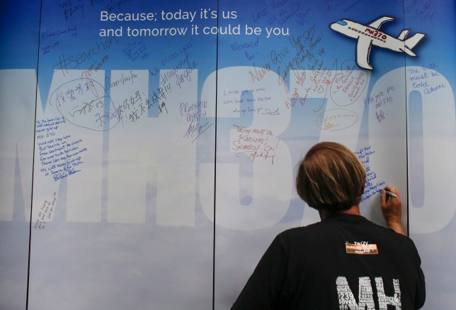 Search for missing flight MH370 officially comes to an end