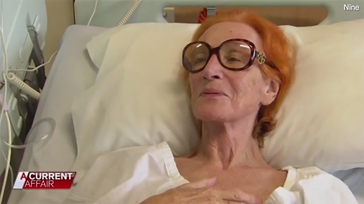 Home And Away star Cornelia Frances describes pain of cancer battle in final ever interview