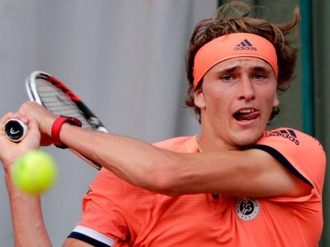 Alexander Zverev pays tribute to Roger Federer after battling French Open win