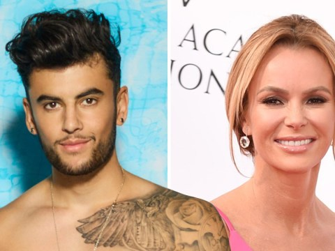 Forget Love Island, Niall is desperate to take Amanda Holden for a Nandos