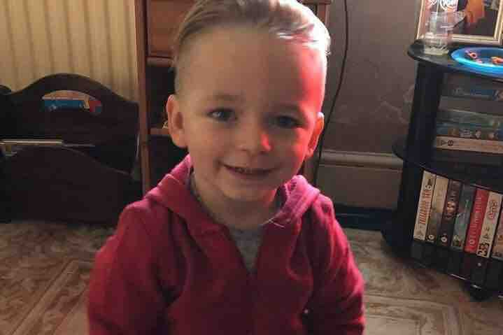 Mum and two others charged over death of three-year-old boy
