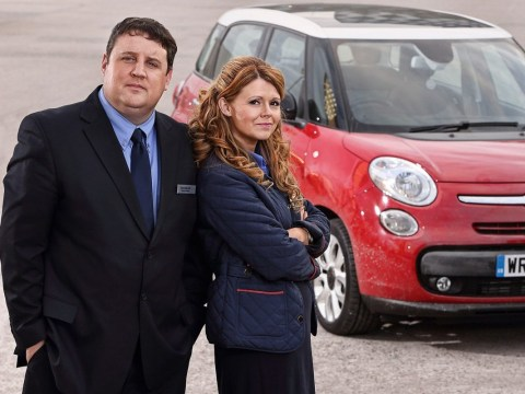 Peter Kay insists there's no more Car Share as he wants it to 'go out on a high like Fawlty Towers'