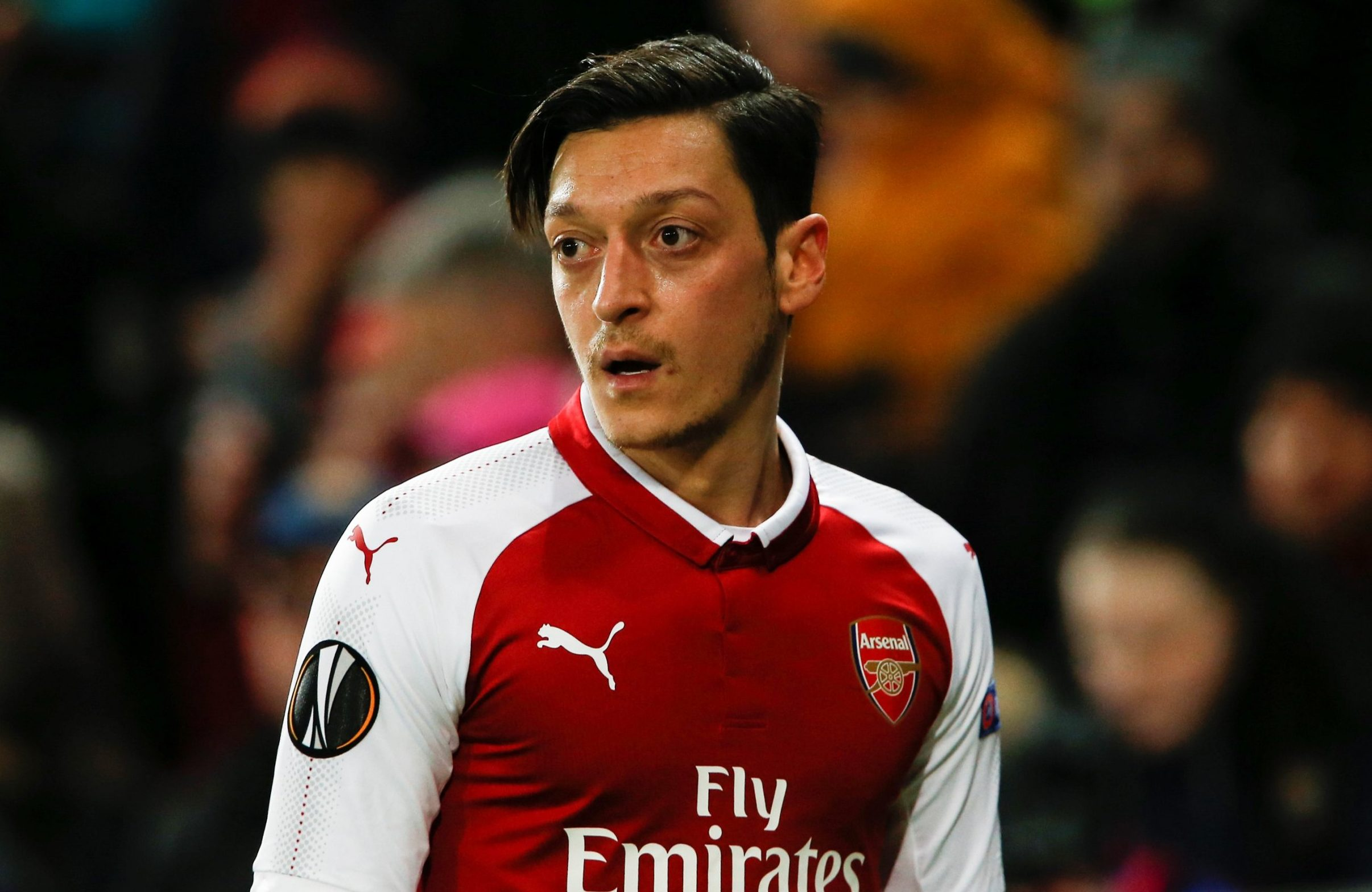 Mesut Ozil to request Arsenal's No.10 shirt after Jack Wilshere's exit