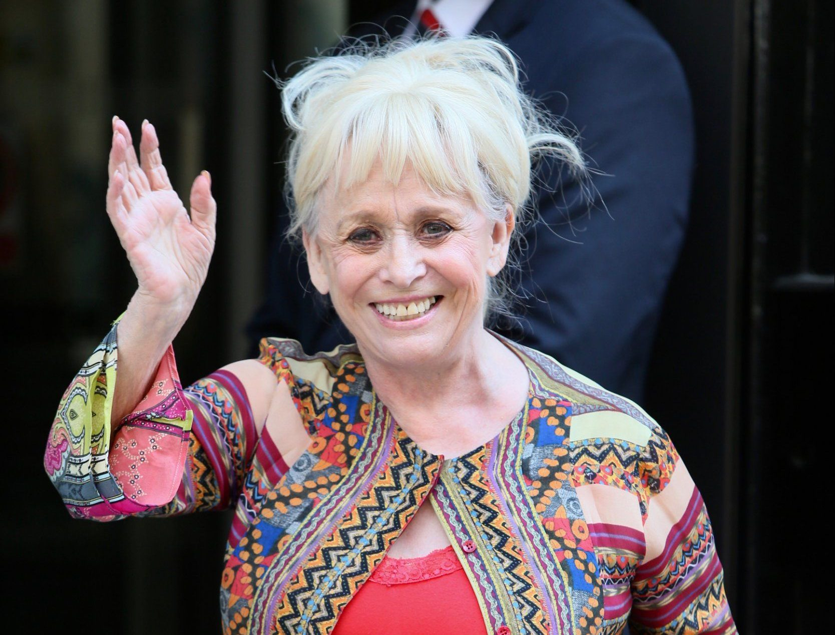 Former EastEnders star Barbara Windsor 'still has a laugh' and has 'some really good days' as she battles Alzheimer's disease
